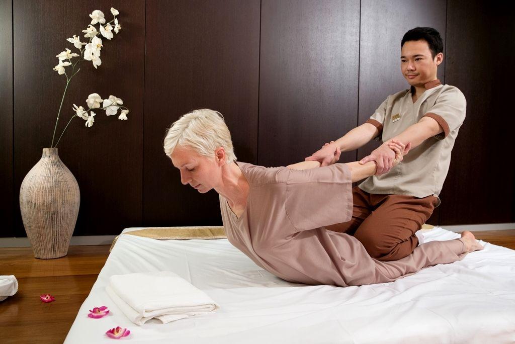 Le Shiatsu, technique médicale traditionnelle chinoise