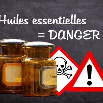 Huiles essentielles : des précautions à prendre